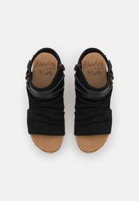 Blowfish Malibu - LACEY4EARTH - Ankle cuff sandals - black - 5