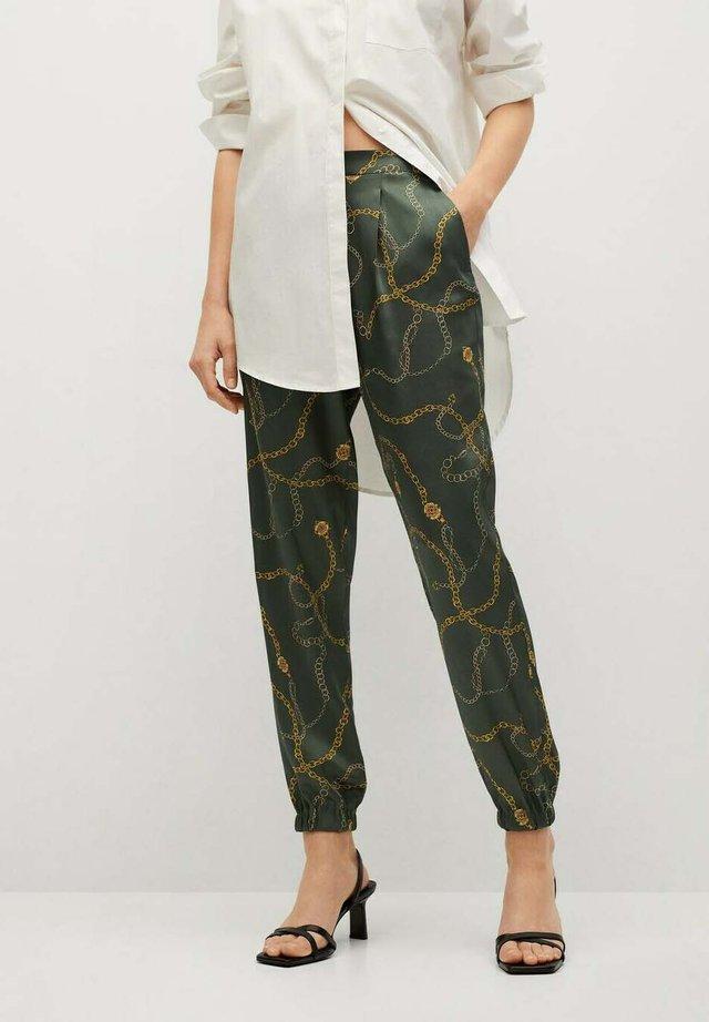 Pantalon de survêtement - verde