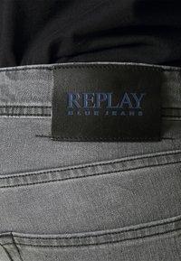 Replay - GROVER - Jeans Skinny Fit - medium grey - 3