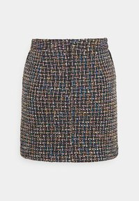 YAS - YASSMILLA MINI SKIRT - Mini skirt - black - 1