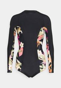Rip Curl - BOMB UV SURFSUIT - Swimsuit - black - 0