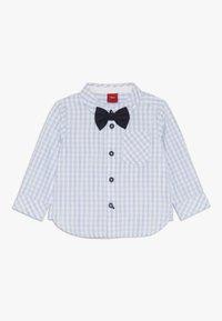 s.Oliver - LANGARM - Shirt - light blue - 0