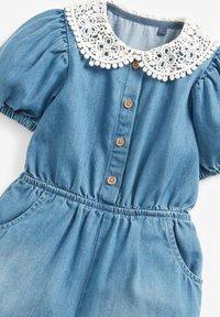 Next - Jumpsuit - light blue denim - 3