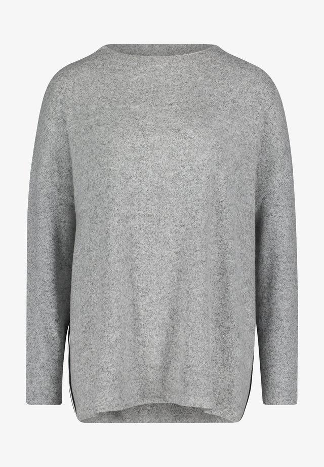 Pullover - gris clair
