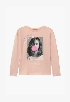 GWEN - Longsleeve - light pink
