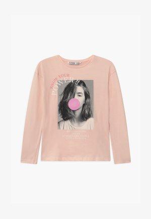 GWEN - Long sleeved top - light pink