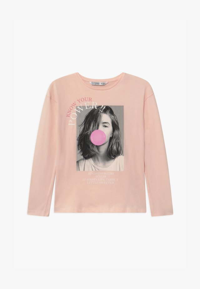 GWEN - T-shirt à manches longues - light pink
