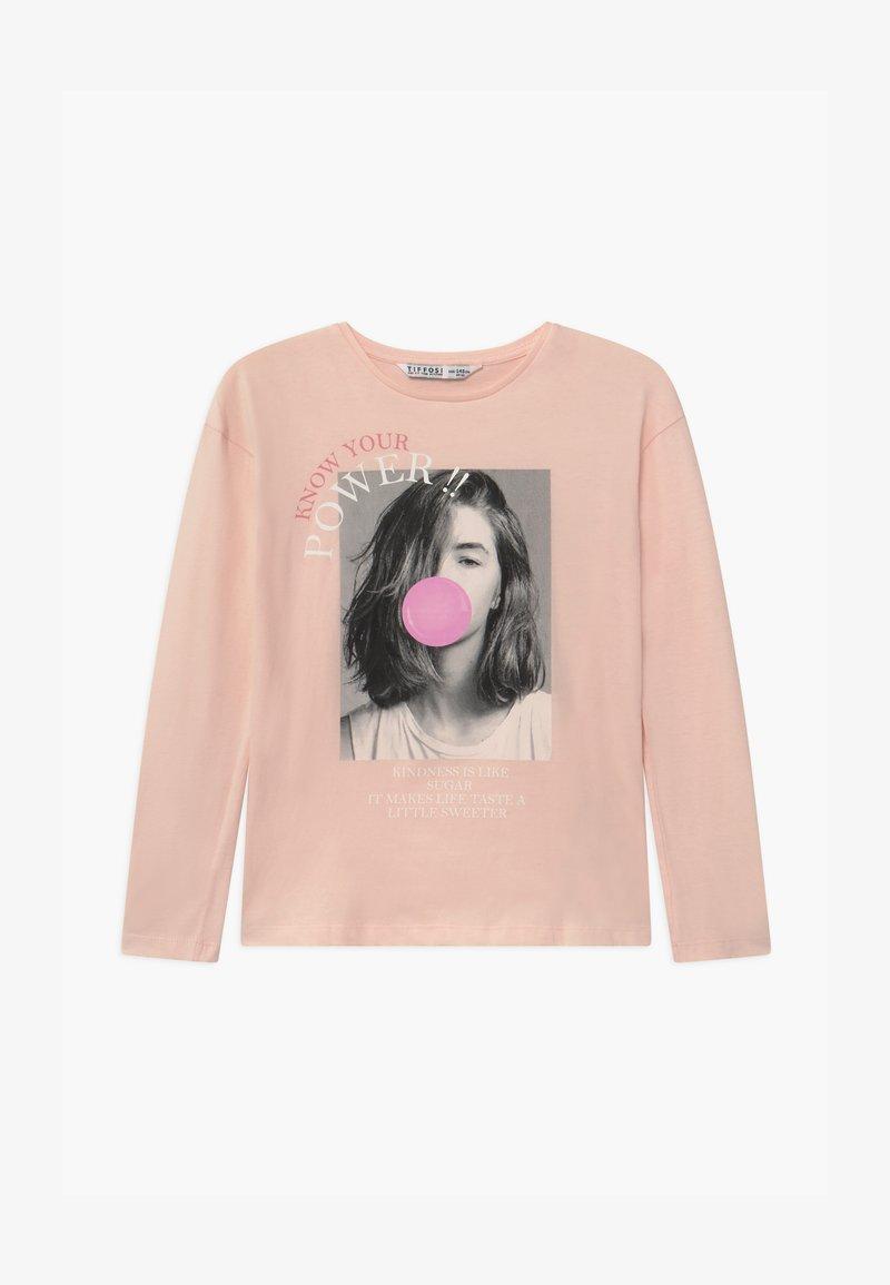 Tiffosi - GWEN - Langærmede T-shirts - light pink