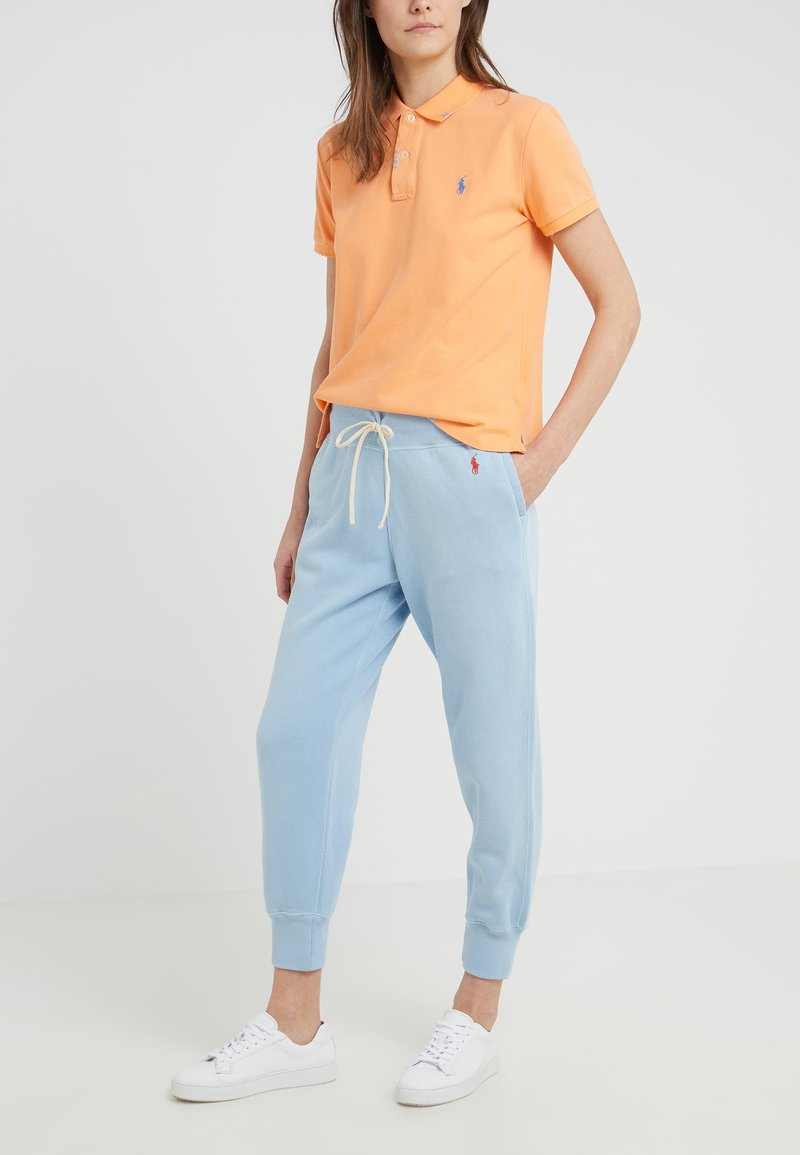Polo Ralph Lauren - SEASONAL - Pantalones deportivos - powder blue