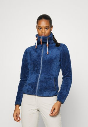 COLONY - Fleece jacket - blue