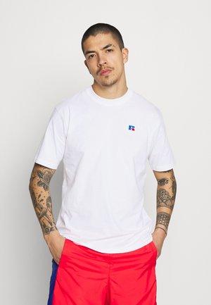 BASELINERS - Jednoduché triko - white