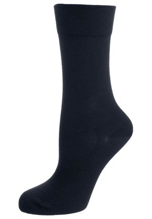 FALKE SENSITIVE LONDON SOCKEN SCHWARZ - Socks - black