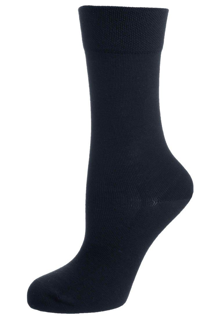 FALKE - FALKE SENSITIVE LONDON SOCKEN SCHWARZ - Socks - black