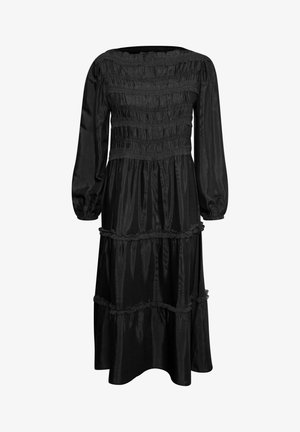 Maxi dress - pitch black