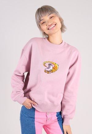 FUNKY DISCO - Sweater - ash pink