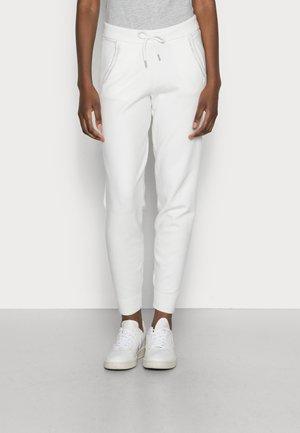 ESSENTIAL JOGGER - Teplákové kalhoty - ecru