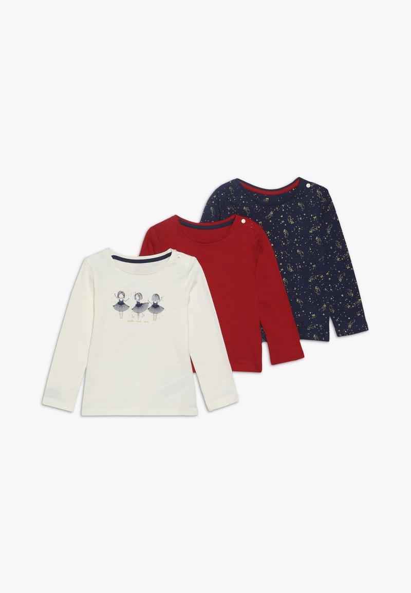 mothercare - BABY TEE 3 PACK  - Långärmad tröja - multi