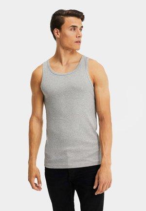 Top - blended light grey