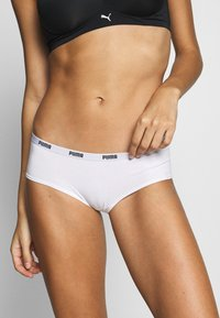 Puma - HIPSTER 3 PACK - Briefs - white - 3