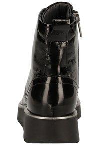 IGI&CO - Platform ankle boots - NERO - 3