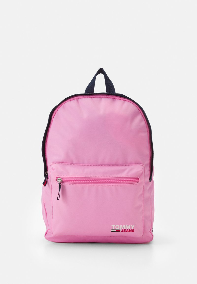 Tommy Jeans - CAMPUS MED DOME BACKPACK - Batoh - pink