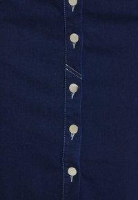 Persona by Marina Rinaldi - CANARIE - A-line skirt - blu marino - 2