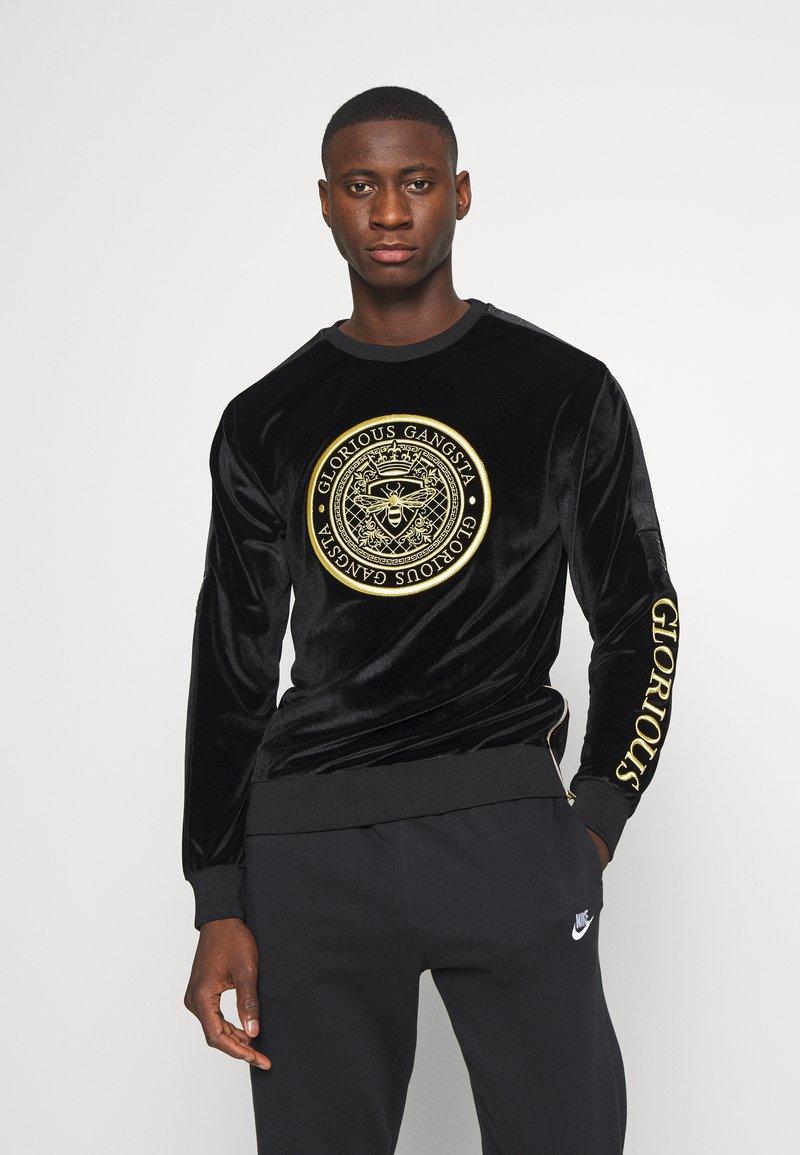 Glorious Gangsta - MARENOCREW - Sweatshirt - black
