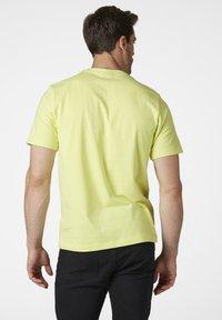 Helly Hansen - ACTIVE - Print T-shirt - green - 1