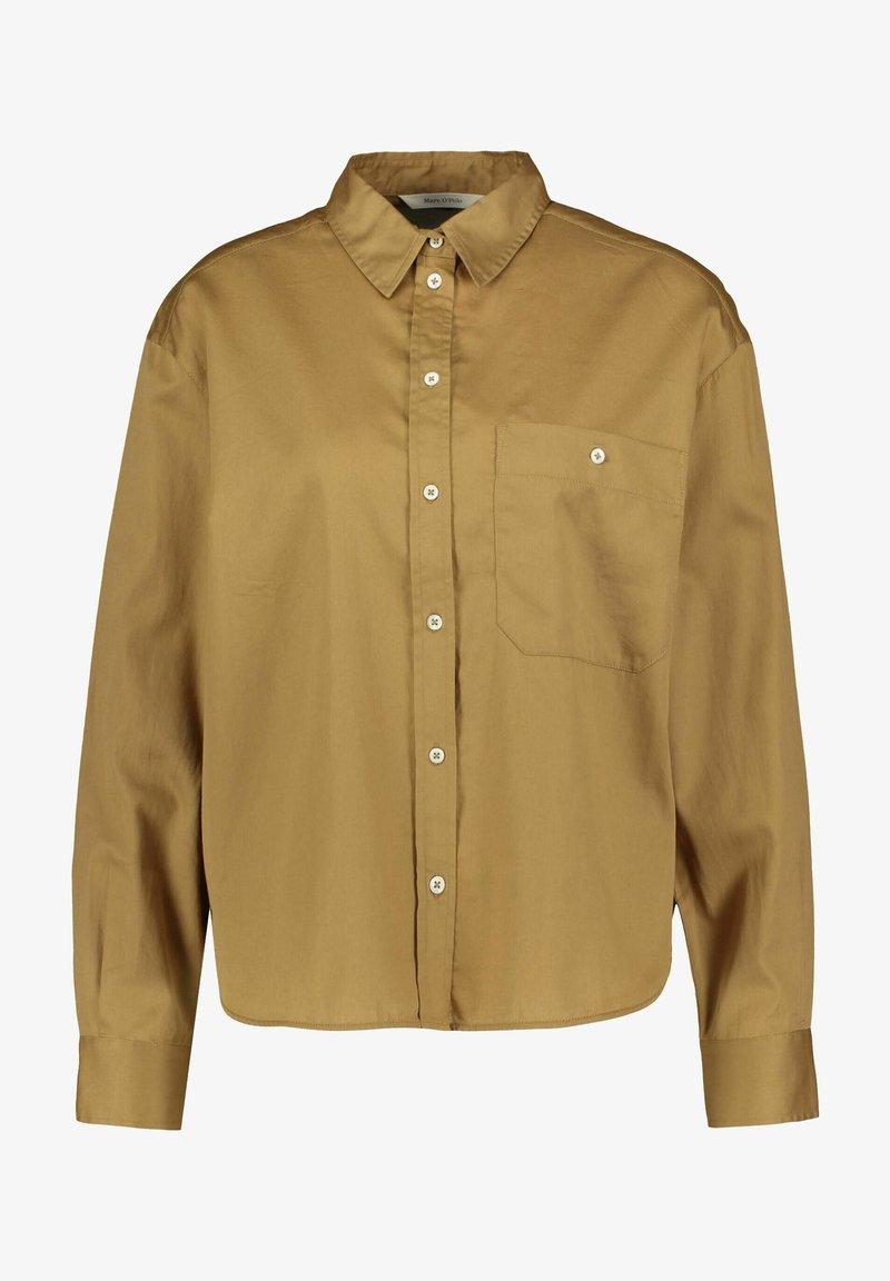 Marc O'Polo - Button-down blouse - sand