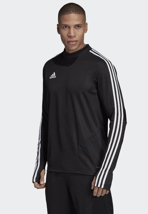 Tiro 19 Training Top - Sweatshirts - black