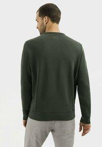 camel active - Sweatshirt - leaf green - 2