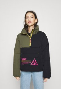 Vans - SUPPLY PUFF - Light jacket - grape leaf - 0