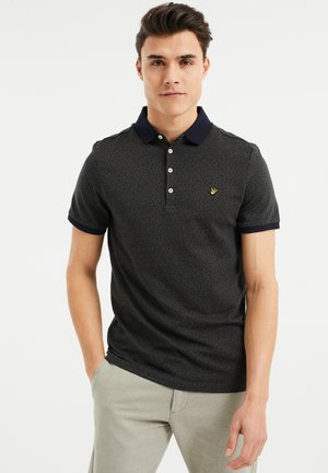 MET ALL-OVER JACQUARDDESSIN - Polo shirt - army green