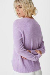 C&A - Sweter - light violet - 2