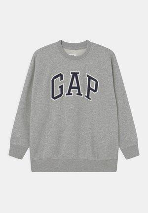 ARCH CREW - Sweater - light heather grey