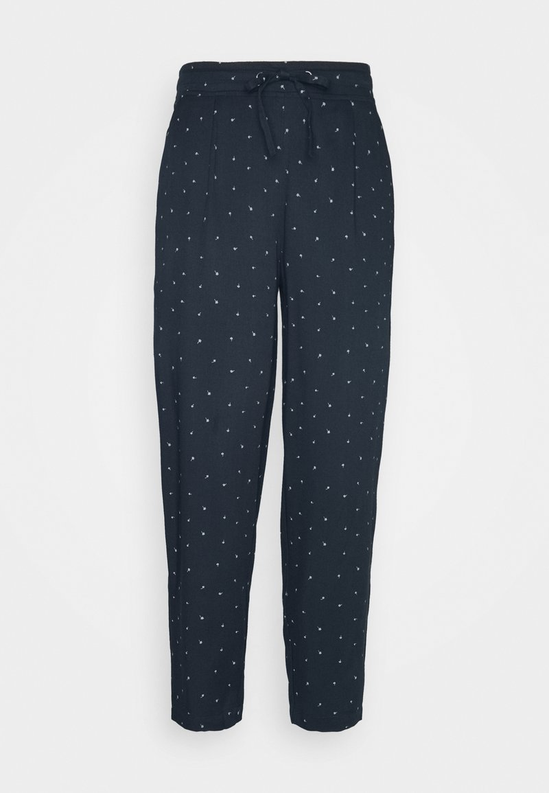 Thought - LYDIA TROUSERS - Kalhoty - midnight navy