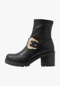Versace Jeans Couture - Platform ankle boots - nero - 1