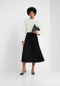 Max Mara Leisure - GIGANTE - A-line skirt - schwarz - 1
