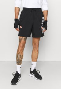 adidas Performance - CHELSEA - Short de sport - black/white - 0