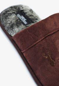 Next - STAG - Slippers - brown - 4