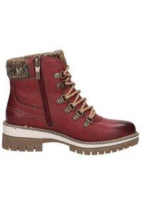 Bama - Ankle boots - bordeauxrot 51 - 5
