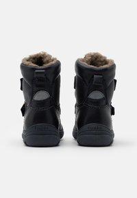 Froddo - LINZ TEX MEDIUM FIT UNISEX - Zimní obuv - dark blue - 2