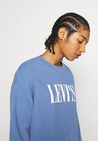 Levi's® - GRAPHIC DIANA CREW - Sweatshirt - colony blue - 3