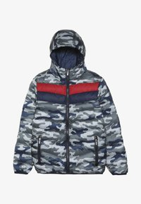 Blue Seven - ANORAK KAPUZE - Light jacket - grau - 3