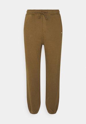 UNISEX - Teplákové kalhoty - brown tabacco