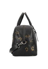 Cowboysbag - Weekend bag - snake black/gold - 3