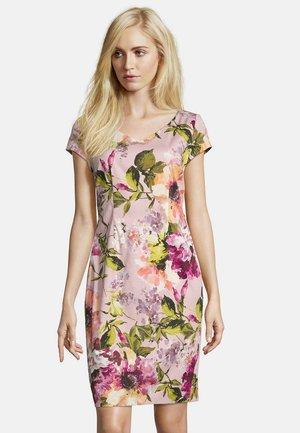 Shift dress - light pink