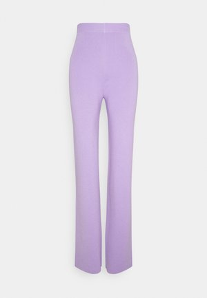 PANTS  - Broek - light purple