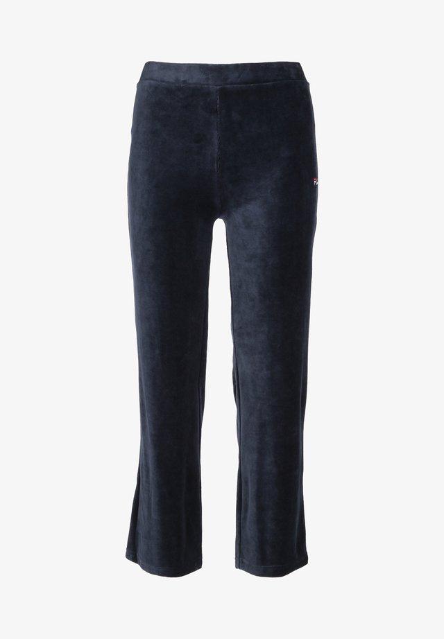 BIAN - Pantalones - black iris