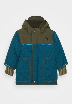 TUNTURI ICE - Hardshell jacket - seaport/ivy green